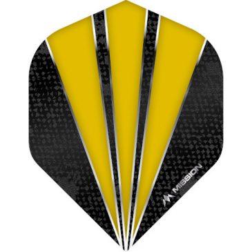 Mission Flare Std. Yellow flight