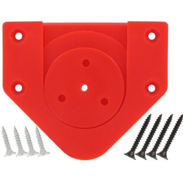 Bull's Rotate Fixing Bracket Red