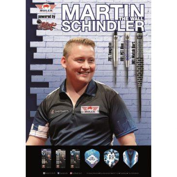 Martin Schindler Player Poster 84x59 cm
