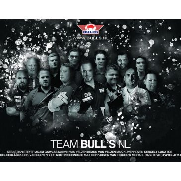 Team Bull's NL Player Poster 84x59 cm