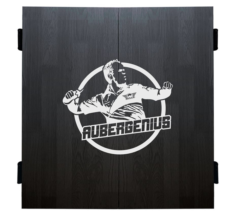 Aubergenius Deluxe Cabinet Black