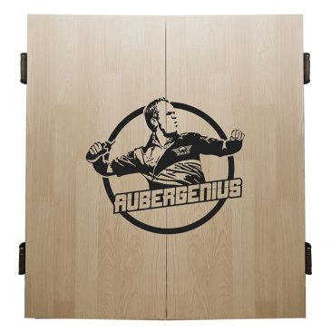 Aubergenius Deluxe Cabinet Light Oak