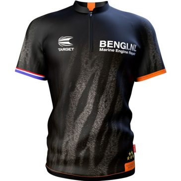 Coolplay Collarless Shirt Raymond van Barneveld