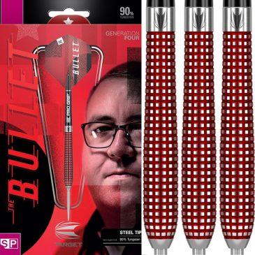 Stephen Bunting G4 90% Swiss dartpijl