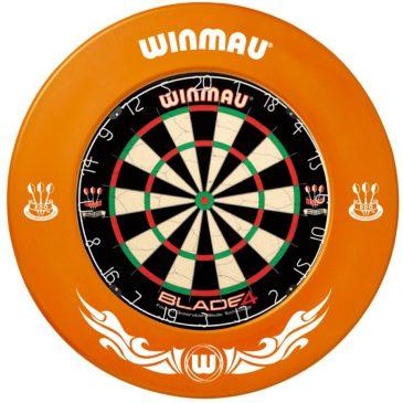 Winmau Dartbord Surround Xtreme Orange