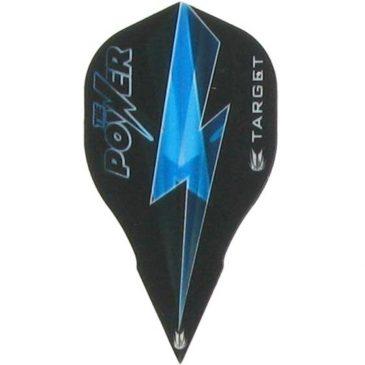 Target Vision Player Phil Taylor Edge Black-Blue flight