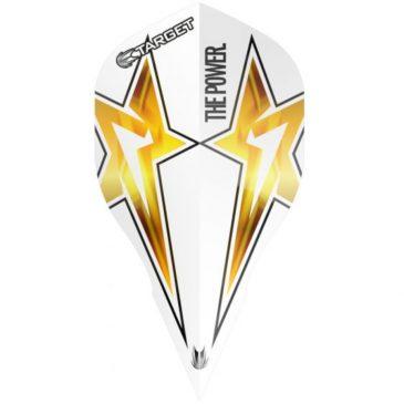 Target Vision Player Phil Taylor Edge White Star G3 flight