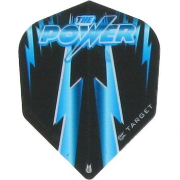 Target Vision Player Phil Taylor Std.6 Black-Blue flight