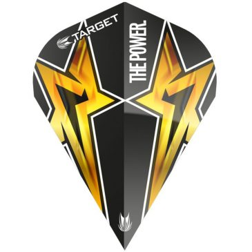 Target Vision Player Phil Taylor Vapor S Black Star G3 flight