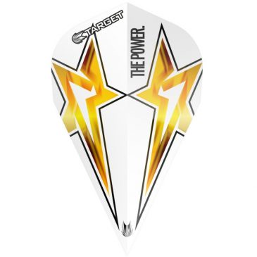 Target Vision Player Phil Taylor Vapor White Star G3 flight