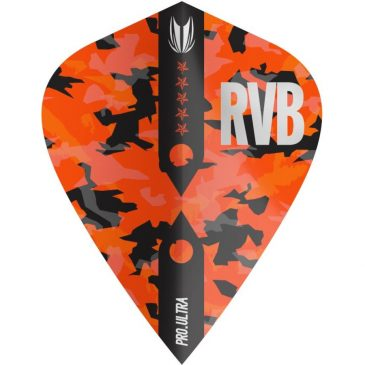 Vision Ultra Player RVB Barney Army Camo Kite flight