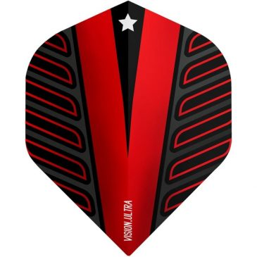 Target Vision Ultra Player Rob Cross Voltage Std. Red flight