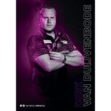 Dirk van Duijvenbode Player Poster 42x30 cm
