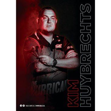 Kim Huybrechts Player Poster 42x30 cm