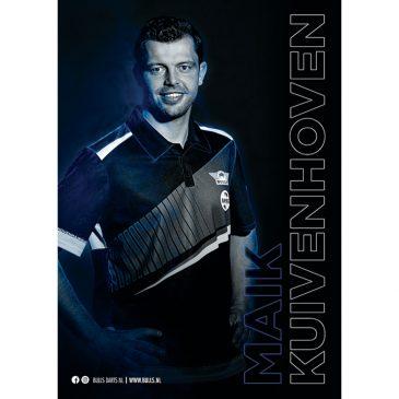 Maik Kuivenhoven Player Poster 42x30 cm