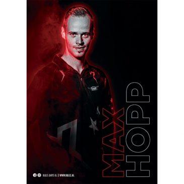 Max Hopp Player Poster 42x30 cm