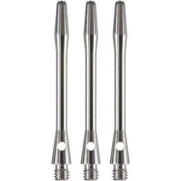 Harrows Aluminium Zilver Medium shaft